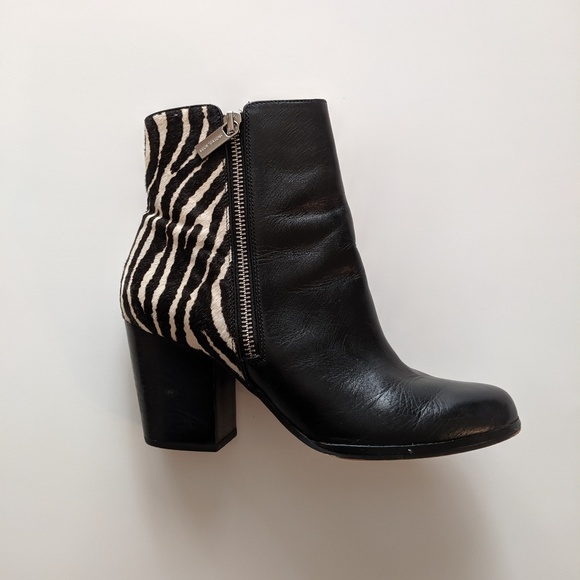 Michael Kors Shoes - Michael Kors silvy animal print boots